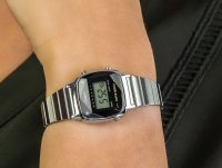 kwarcowy Zegarek damski Casio VINTAGE Mini LA670WEAD-1EF - duże 6