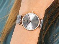 kwarcowy Zegarek damski Cluse La Boheme Rose Gold/Silver CW0101201006 - duże 6