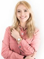 Cluse CL60023S zegarek damski La Tetragone