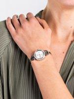 kwarcowy Zegarek damski DKNY Bransoleta CITY LINK NY2861 - duże 5