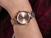 kwarcowy Zegarek damski DKNY Bransoleta THE MODERNIST NY2637 - duże 6