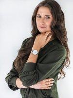 kwarcowy Zegarek damski Doxa D-Trendy 145.15.058.10 - duże 4