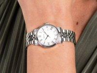 kwarcowy Zegarek damski Doxa Royal 222.15.022.10 - duże 6