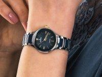 kwarcowy Zegarek damski Festina Ceramic F20474-3 - duże 6
