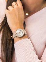 Fossil ES4484 damski zegarek Carlie pasek