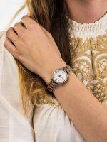 kwarcowy Zegarek damski Fossil Carlie CARLIE MINI ES4649 - duże 5