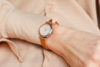 kwarcowy Zegarek damski Fossil Carlie CARLIE MINI ES4835 - duże 11