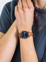 Fossil ES4913SET damski zegarek Copeland pasek
