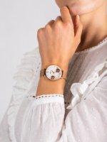 Fossil ES4534 damski zegarek Jacqueline bransoleta