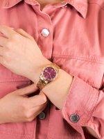 kwarcowy Zegarek damski Fossil Scarlette SCARLETTE MINI ES4900 - duże 5
