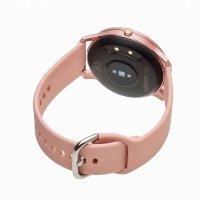 zegarek Garett 5903246286526 Smartwatch Garett Lady Lira różowy Damskie z tworzywa sztucznego