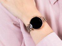 Garett 5903246282832 Smartwatch Garett Women Lisa złoty stalowy zegarek sportowy Damskie