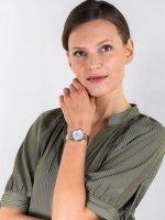 kwarcowy Zegarek damski Grovana Bransoleta 5016.1132 - duże 4
