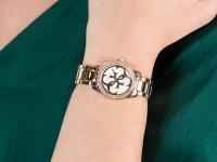 kwarcowy Zegarek damski Guess Bransoleta W1273L3 - duże 6
