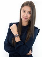 kwarcowy Zegarek damski Guess Pasek W1160L3 - duże 4