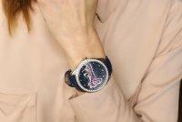 kwarcowy Zegarek damski Guess Pasek W1276L1 - duże 10