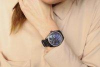 kwarcowy Zegarek damski Guess Pasek W1277L1 - duże 10