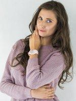 kwarcowy Zegarek damski ICE Watch Ice-Glam Pastel ICE glam pastel pink lady rozm. M ICE.001069 - duże 4