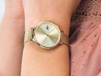 kwarcowy Zegarek damski Lacoste Damskie 2001128 - duże 6