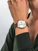 kwarcowy Zegarek damski Lacoste Damskie Lexi 2001060 - duże 5