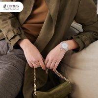 kwarcowy Zegarek damski Lorus Klasyczne RG209QX9 - duże 8
