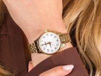 kwarcowy Zegarek damski Lorus Klasyczne RG214PX9 - duże 6