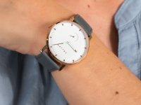 Meller 2R-1GREY Maori Roos Grey zegarek klasyczny Maori