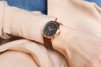 kwarcowy Zegarek damski Meller Maya Maya Roos Choco W9RN-1CHOCO - duże 8