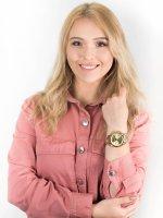 kwarcowy Zegarek damski Michael Kors Bradshaw BRADSHAW MK5605 - duże 4