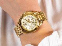 kwarcowy Zegarek damski Michael Kors Mini Bradshaw MINI BRADSHAW MK5798 - duże 6