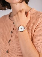 kwarcowy Zegarek damski Michael Kors Portia PORTIA MK2738 - duże 5