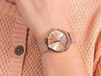 kwarcowy Zegarek damski Michael Kors Portia PORTIA MK3845 - duże 6