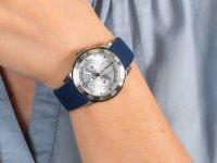 kwarcowy Zegarek damski Nautica Pasek Long Beach Water Resistant Watch NAPLBC001 - duże 6