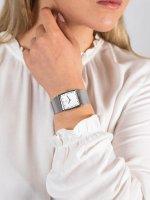 kwarcowy Zegarek damski Obaku Denmark Bransoleta V102LCCMC - duże 5