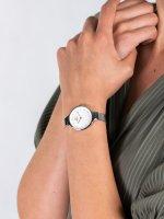kwarcowy Zegarek damski Obaku Denmark Bransoleta V173LXCIMC - duże 5