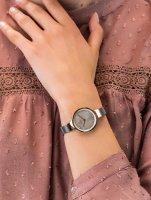 Obaku Denmark V173LXVJMJ damski zegarek Slim bransoleta
