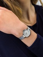 Obaku Denmark V241LXCWMC damski zegarek Slim bransoleta