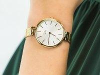 kwarcowy Zegarek damski Pierre Ricaud Bransoleta + BRANSOLETKA P22061.1113Q-150.1 - duże 6