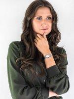 zegarek Pierre Ricaud P25905.3162Q srebrny Bransoleta