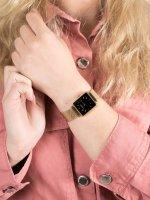 Rosefield QBMG-Q06 damski zegarek Boxy bransoleta