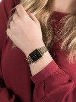 Rosefield QVBGD-Q015 damski zegarek Boxy bransoleta