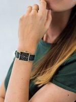 Rosefield BFGMG-X237 damski zegarek Boxy pasek