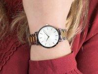 kwarcowy Zegarek damski Rosefield Tribeca Tribeca TWSSG-T63 - duże 6