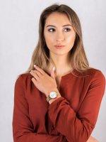 kwarcowy Zegarek damski Rubicon Bransoleta RNBE28GISX03BX - duże 4