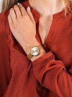 kwarcowy Zegarek damski Rubicon Bransoleta RNBE33GIGX03BX - duże 5