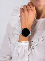 zegarek Rubicon RNCE40SIBX01AX damski z krokomierz Smartwatch