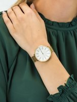 Skagen SKW2722 damski zegarek Karolina bransoleta