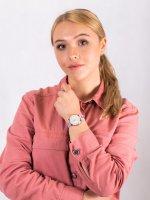 kwarcowy Zegarek damski Thom Olson Gypset Gypset Lilac Lovers CBTO020 - duże 4
