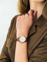 kwarcowy Zegarek damski Timex Easy Reader TW2T72300 - duże 5