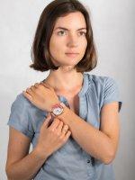 kwarcowy Zegarek damski Timex Full Bloom TW2U18500 - duże 4